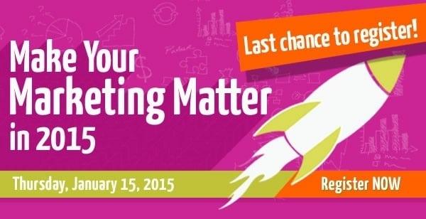 Make Your Marketing Matter