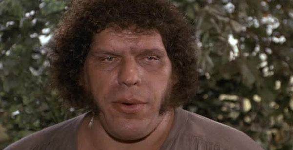 André the Giant, The Princess Bride, 20th Century Fox