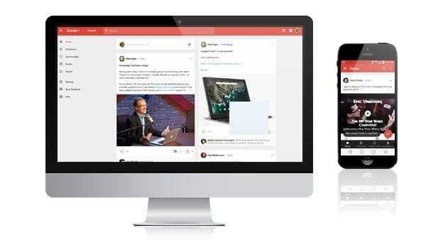 Meet the New Google+
