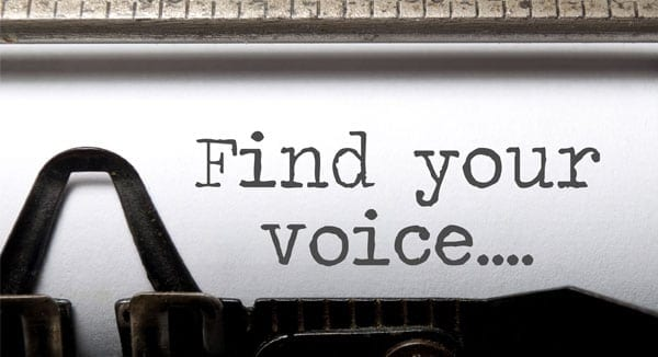 Is Your Writing Voice Authentic?