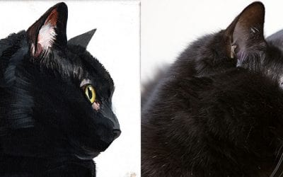 Surprise Pet Portraits are Ultimate Traditional Marketing Tactic