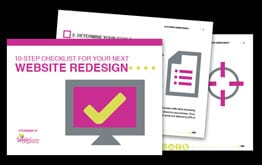 10-Step Checklist for Your Next Website Redesign
