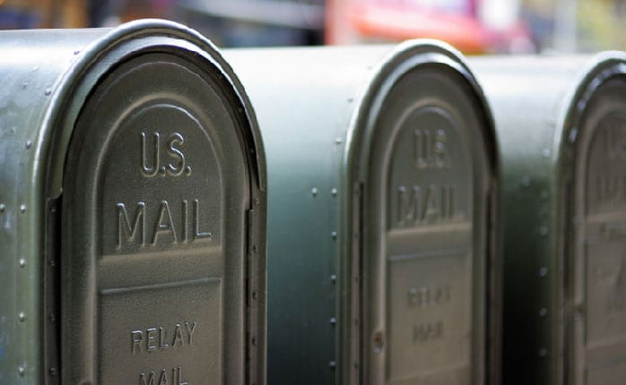 Direct Mail + Email