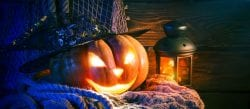Halloween marketing