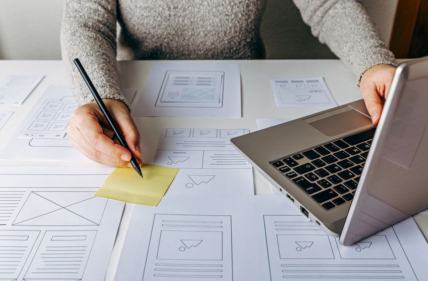 How Information Architecture and Wireframes Help Build Marketing Foundation