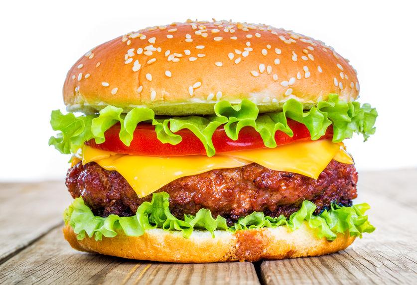 Don't over menu your hamburger