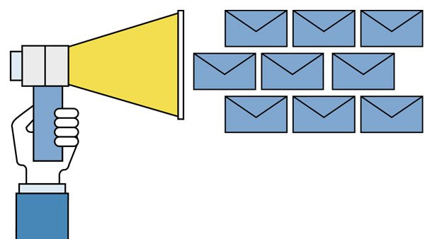 types of emails a business can send