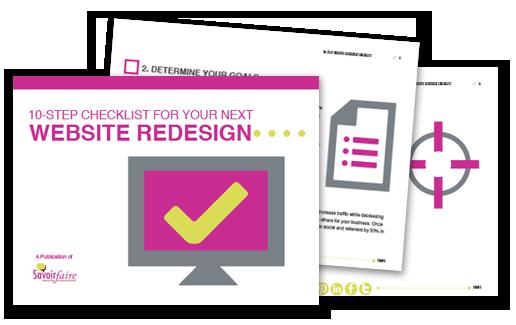 10-Step Redesign Checklist